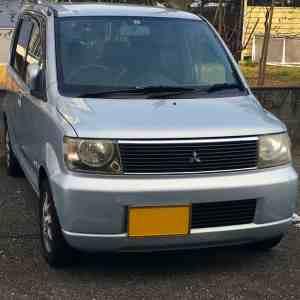 三菱 ekワゴン 平成14年式